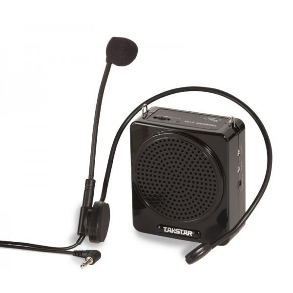Takstar E188 Φορητό Σύστημα Μικροφώνου Με Ενισχυτή