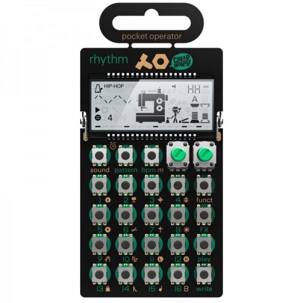Teenage Engineering Po 12 Rhythm Pocket Synthesizer