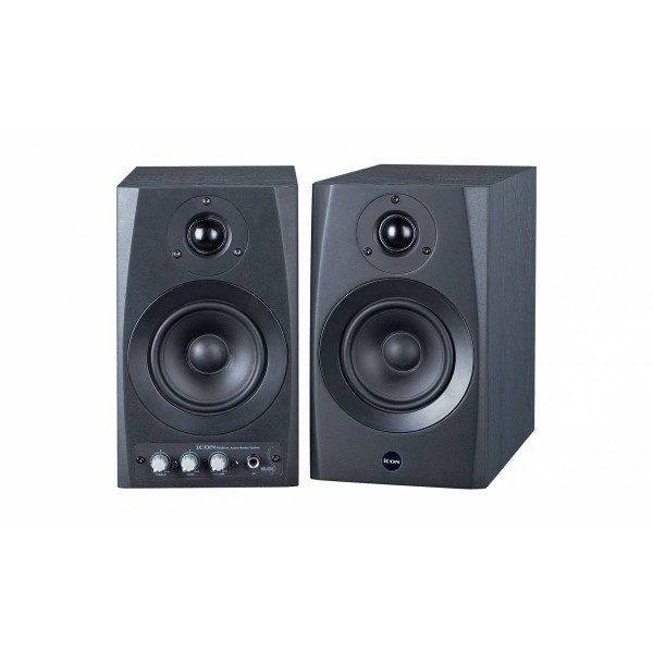 iCON SX-4A active studio monitor speakers (ζεύγος)