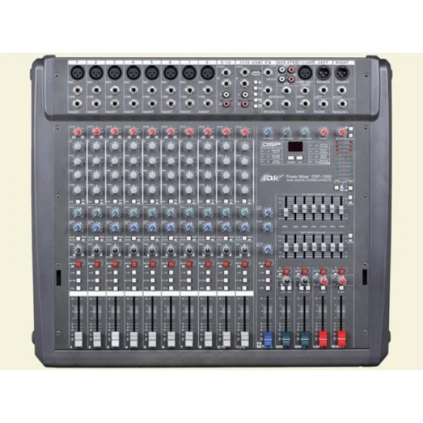 DSP 1000 KASE 2 X 450 W