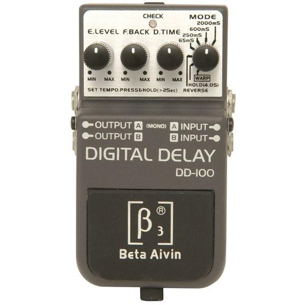 Dd 100 Digital Delay B3