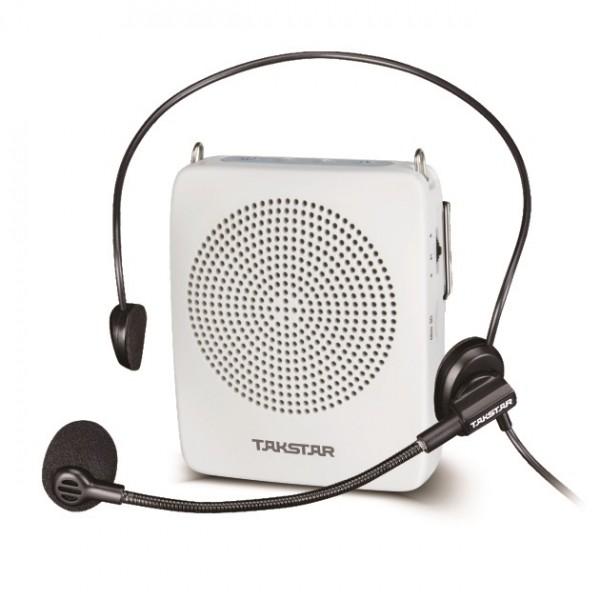 Takstar E128 φορητό σύστημα μικροφώνου με ενισχυτή, USB player & Bluetooth
